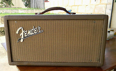 Fender 1961 reverb unit.