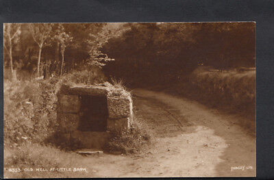 Channel Islands Postcard - Old Well at Little Sark    RS4708