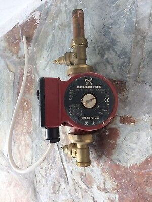 Grundfos Selectric 15 - 5- Central Heating Pump