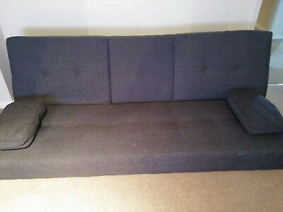 Low sofa bed 2/3 seater