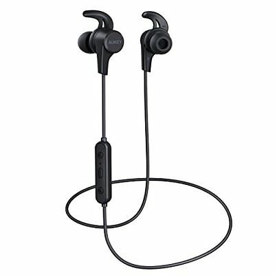 AUKEY bluetooth earphone three sound effects 8 hours of continuous use IP... P/O
