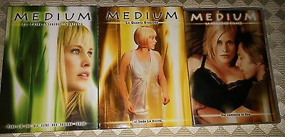 DVD MEDIUM STAGIONE 1 2 3 4 5 e 7 FINALE