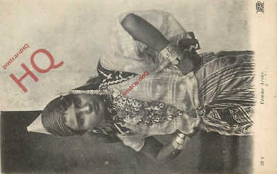 Picture Postcard-:Febbe Arabe, Arab Girl