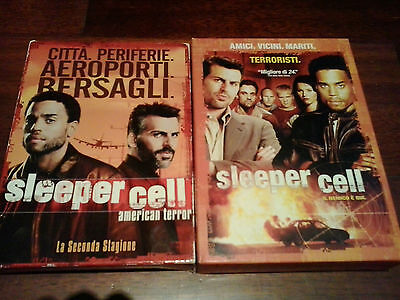 Dvd Sleeper Cell American Terror Stagione 1 E 2