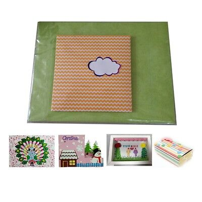 Paper Quilling reversible Greeting Cards hand made by Creation