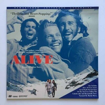 Laserdisc Alive/Alive: 20 Years Later