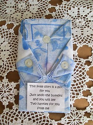 Ladies Hankies   ( Great Gift Idea!!!!  )