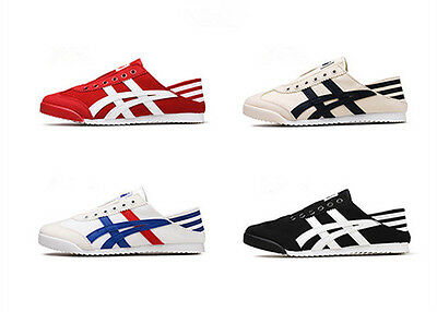 Onitsuka Tiger Men's Running Breathable outdoor Sports Athletic Sneakers Shoes