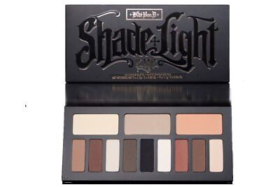Kat Von D Shade Light Eye Contour Palette Contouring Highlighting Eyeshadow face