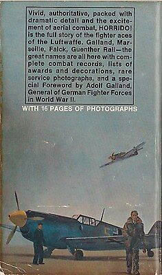 Horrido (Fighter Aces of the Luftwaffe) by Constable & Toliver (Marseille, Rall.