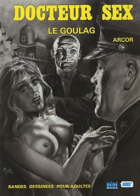 BD adultes Docteur Seks Docteur Sex, le goulag