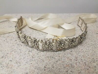 Maria Elena Wedding  headband