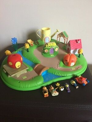 Fifi And The Flowertots Garden Interactive Talking Playset - Vgc