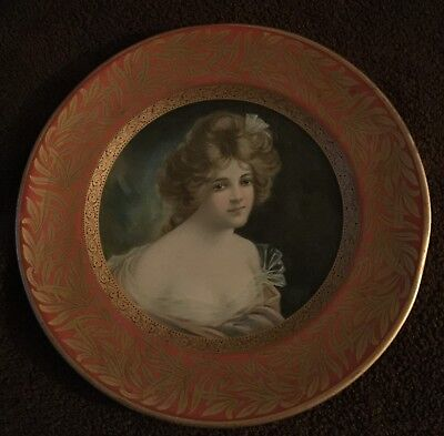 Old  Vienna Art Plate!!