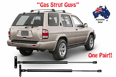 Gas Struts suit Nissan Pathfinder R50 model TAILGATE 1995 to 2004 New PAIR