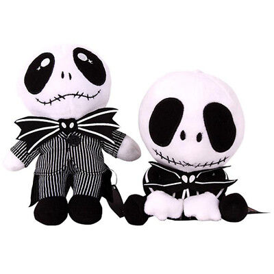 The Nightmare Before Christmas Jack Skellington 25cm Peluches Jouets Plush Toys