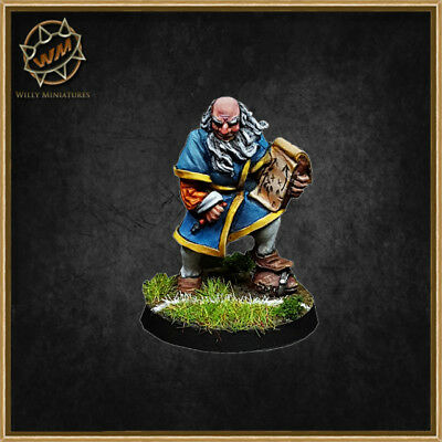 Willy Miniatures Human  Coach