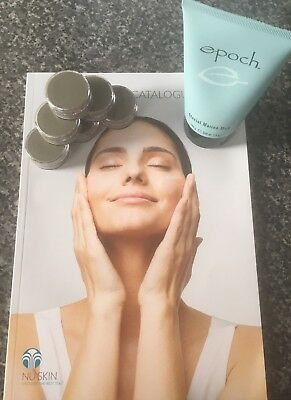 Nu Skin Epoch Glacial Marine Mud Mask 🎭 Sample Size 🎭 Two Applications 🎭
