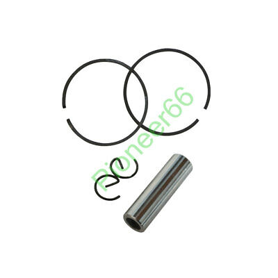 Piston Rings&Piston Pin And Clips For Chinese Chainsaw 2500 Replacement