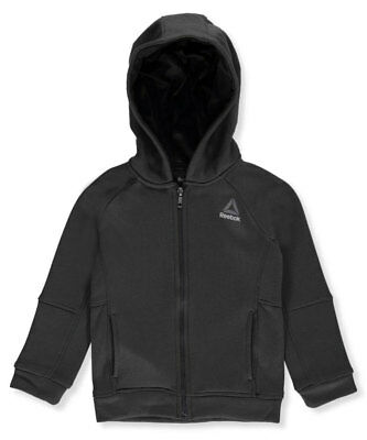 Reebok Little Boys' Toddler Fleece Hoodie (Sizes 2T - 4T)