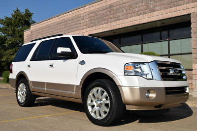 2012 Ford Expedition King Ranch Sport Utility 4-Door 2012 Ford Expedition King Ranch, 1-Owner, Navigation, Leather, Moonroof, More!