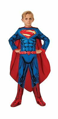 Rubies DC Superman Child Costume Large Standard Packaging NEW FREE SHIPPING