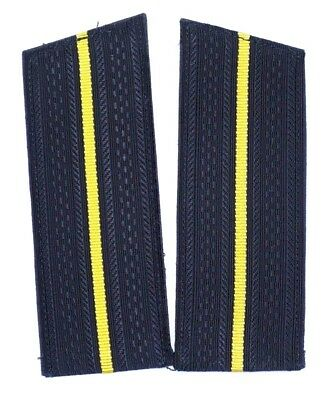 Authentic Soviet Army Russian Shoulder Boards Straps Navy Fleet Naval Officers
