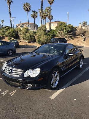 2005 Mercedes-Benz SL-Class AMG, SL55, SL55AMG 2005 Mercedes-Benz SL 55 AMG - Great Condition!