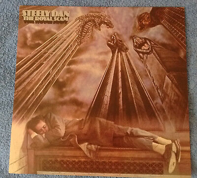 Steely Dan The Royal Scam Lp G Vg Cad 22 64