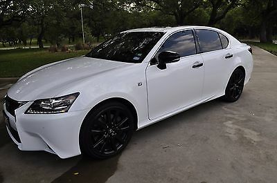 2015 Lexus GS F GS 350 F Sport Crafted Line ***RARE*** 2015 Lexus GS 350 F Sport Crafted Line - ONLY 875 PRODUCED