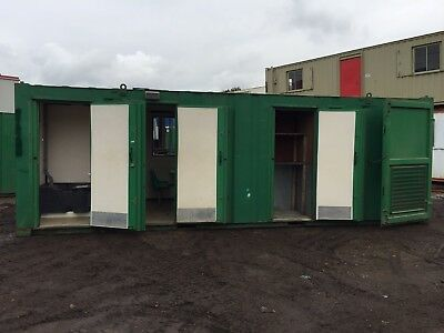 Welfare Unit Site Cabin Office Portable Building Canteen Toilet