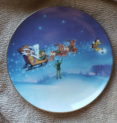 LIMITED TIME SALE Pillsbury Doughboy 2007 General Mills Christmas Plate