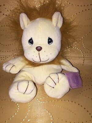 Precious Moments Tender Tails 1998 Lion - Nwt
