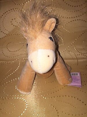 Precious Moments Tender Tails 1998 Horse - Nwt