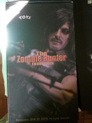 the walking dead Daryl Zctoys,no hot toys 1:6