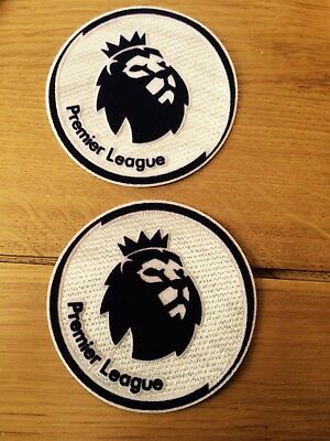 Player issue single Premier league badge patch United Chelsea Liverpool Everton