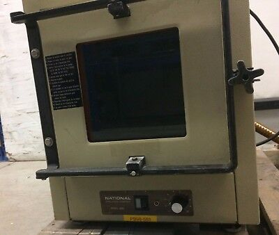 National Appliance Co. Model 5851-9 Vacuum Oven.