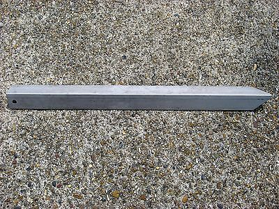 Four Stainless Steel Caravan Tether, Ground Anchor, Heavy Duty Angle Spike Stake