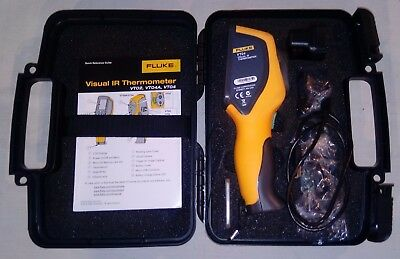 Fluke VT04 Infrared Imager with everything included Excellent Condition