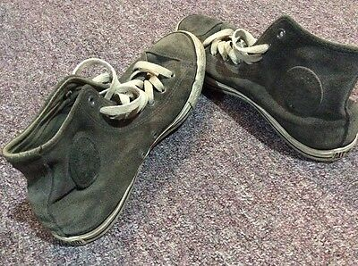 Men's Used Worn Converse All Star Sneakers Shoes Size 8.5