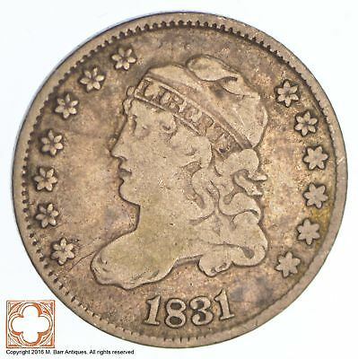 1831 Capped Bust Half Dime *SB74
