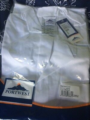 Lab Coat BNIB Medium