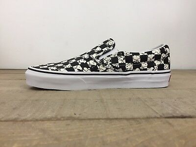 Vans Men's Youth Classic Slip-On Snoopy Checkerboard Peanuts Vn0A38F7Qqo