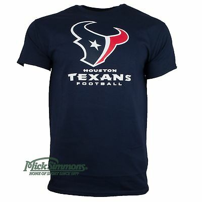 NEW Houston Texans NFL Critical Victory III T-Shirt by Majestic Athletic