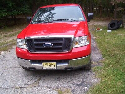 2004 Ford F-150  ford truck