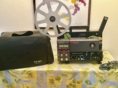 ELMO GS-1200 Stereo Super 8