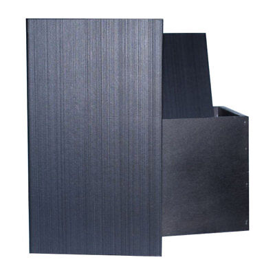 Boxed Set 15 Narrow Pocket Folders + Bonus Black Timber Box + Free Postage