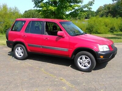 2000 Honda CR-V LX 2000 HONDA CR-V ALL WHEEL DRIVE