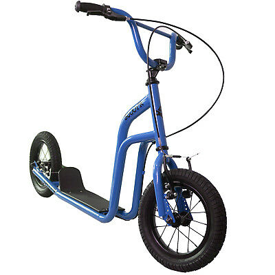 "Velobici Scooter Blue 12"" Two Wheel Scoot'r Kids"