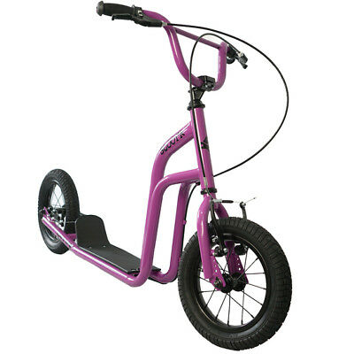 "Velobici Scooter Purple 12"" Two Wheel Scoot'r Kids"